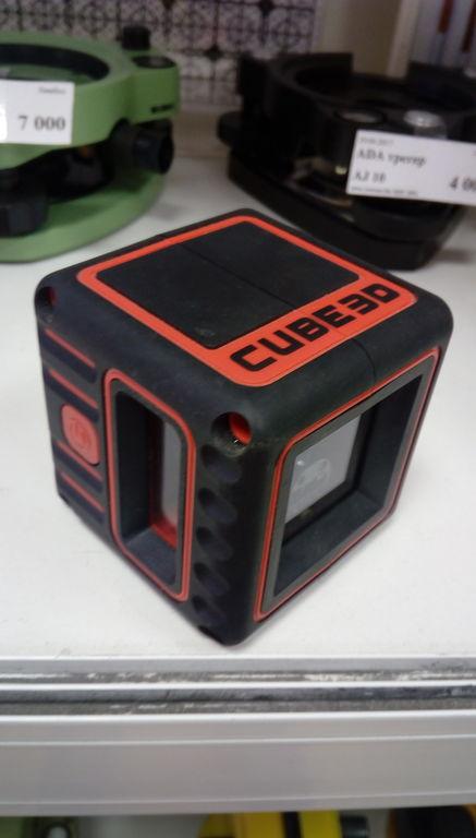 Построитель плоскостей ADA Instruments Cube 3D Basic Edition - фото 4
